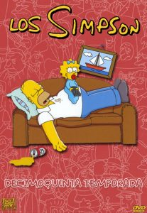 Los Simpson: Temporada 15