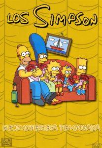 Los Simpson: Temporada 13