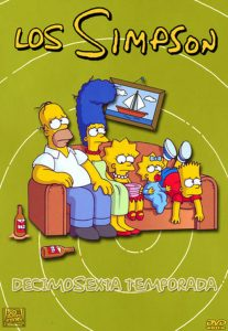 Los Simpson: Temporada 16