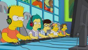 Los Simpson: 30×17