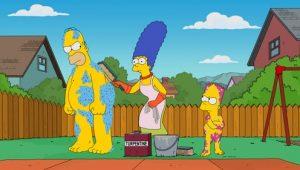Los Simpson: 31×1